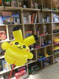 Pikachu balon Obrazy Stock
