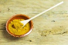 Pikantność curry Obraz Stock