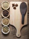 Pikantność, Kulinarni składniki zdjęcie royalty free