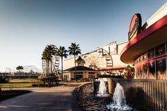 The Pike Long Beach Stock Image