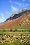 Pike o' Stickle Stock Image
