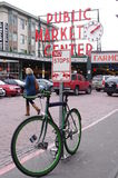 Pike Place Market Stock Images
