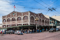 Pike Place Market in Seattle, WA Royalty Free Stock Image