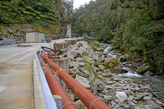 Pike River Mine Royalty Free Stock Image