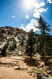 Pike's Peak Royalty Free Stock Photo