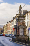 1798 Pikeman Monument. Tralee. Ireland. The 1798 rising monument . Tralee. county Kerry. Ireland Stock Images