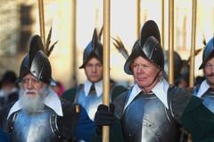Free Pikemen In Formation Royalty Free Stock Photos - 109564758