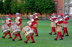 Pikemen and Musketeers of the Honourable Artillery Company in Ci Stock Images