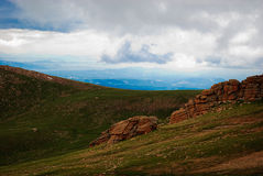 Pikes Peak stock photos