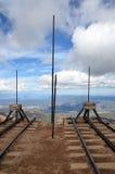 Pikes Peak Cog Stock Photography