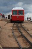 Pikes Peak Cog railroad Royalty Free Stock Photos