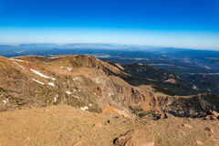Pikes Peak Colorado Royalty Free Stock Images