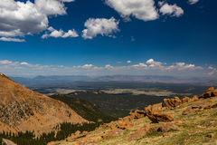 Pikes Peak Colorado Stock Photography