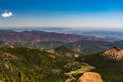 Pikes Peak Colorado Royalty Free Stock Photography