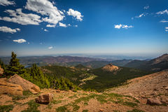 Pikes Peak Colorado Stock Photos