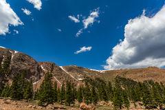 Pikes Peak Colorado Stock Images
