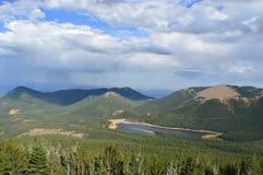 Pikes peak colorado Royalty Free Stock Photo
