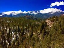 Pikes Peak! Royalty Free Stock Photo
