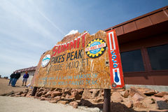 Pikes Peak Stock Photos