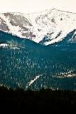 Pikes Peak Rocky Mountain Landscape Stock Photo