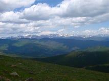 Pikes peak scenic 2 Stock Image