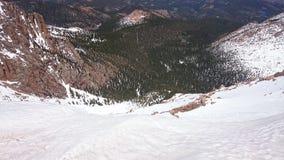 Pikes peak Stock Photo