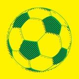 Piłki nożnej piłka Zdjęcia Royalty Free