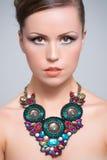 piękna biżuteria Obraz Royalty Free
