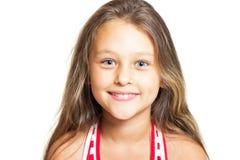 piękna dziewczyna trochę Obrazy Royalty Free