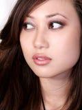 piękna kobieta azjatykcia Fotografia Royalty Free
