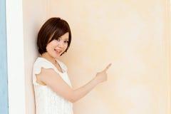 Piękna młoda kobieta Fotografia Stock