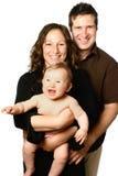 piękne jest rodziną Obrazy Royalty Free