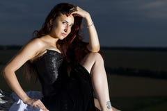 piękne kobiety young Obraz Stock