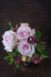 piękne kwiaty bukietów Obraz Royalty Free