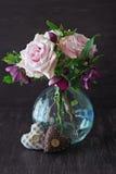 piękne różowe róże Obraz Royalty Free
