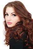 piękne włosy Zdjęcia Royalty Free