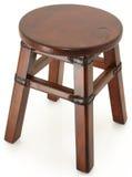 piękni rzemienni rivit stolec poparcia Zdjęcie Royalty Free