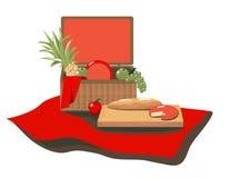 piknik Obraz Royalty Free