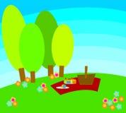 piknik Fotografia Royalty Free
