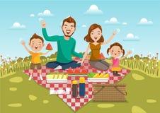 piknik ilustracji