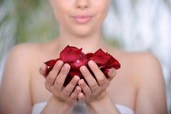Piękno i zdrowie Fotografia Stock