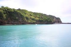 Piękny morze Chichijima wyspa Obraz Stock