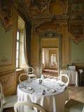 Piękny lokaci wydarzenia stół Włochy Obrazy Stock