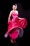 piękny tancerz Obrazy Stock