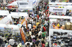 Pikom PC Fair 2010 Stock Image