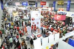 Pikom PC Fair 2010 Stock Image