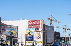 Piksle i Impossible - Aroganckiego narodu filmów billboardy 3 Fotografia Stock
