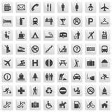 Piktogramme Stockbilder