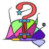 Piktographische Zusammensetzung des Kernnomens Stockbild