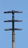 Pilão da eletricidade Foto de Stock Royalty Free